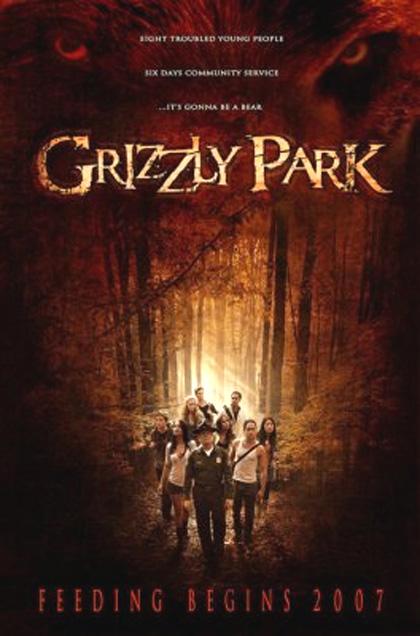 Locandina Grizzly Park