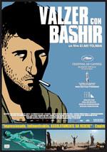 Locandina Waltz With Bashir