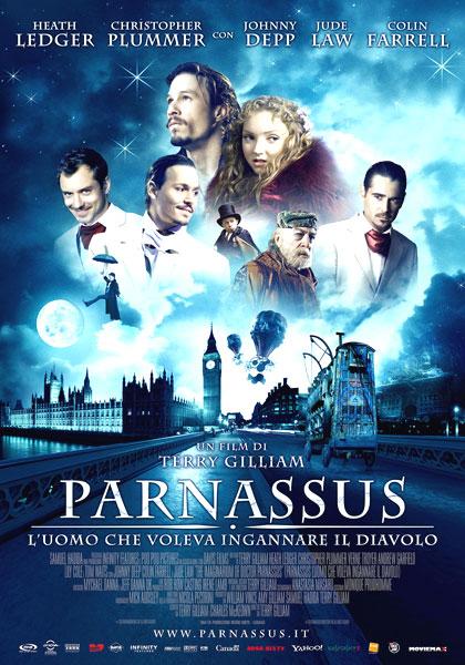 Locandina Parnassus