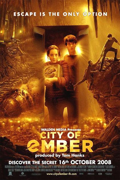 Poster Ember - Il mistero della città di luce