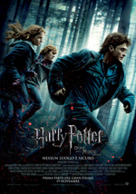 Cover CD Harry Potter e i doni della morte - Parte I