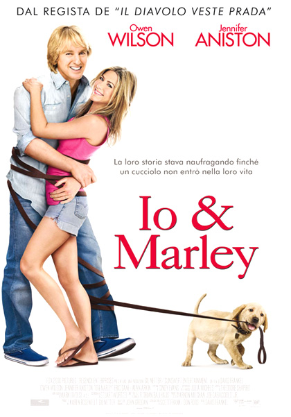 Locandina Io&Marley