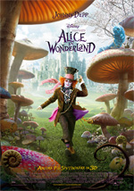 Trailer Alice in Wonderland
