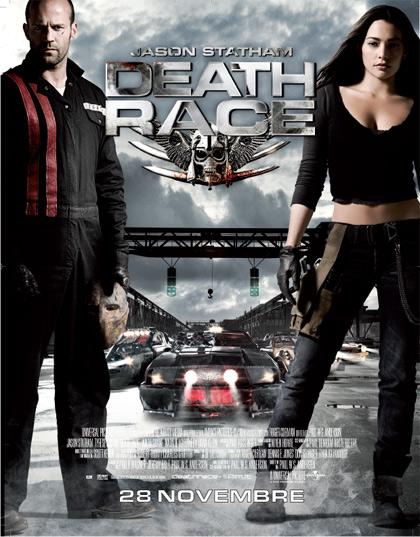 Death Race  Locandina