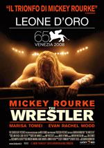 Cover CD The Wrestler