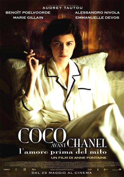 Locandina Coco avant Chanel