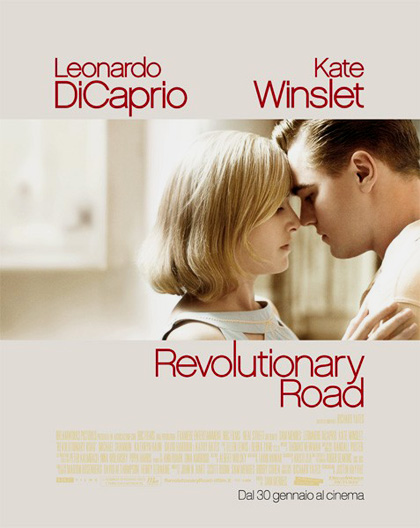 Locandina Revolutionary Road