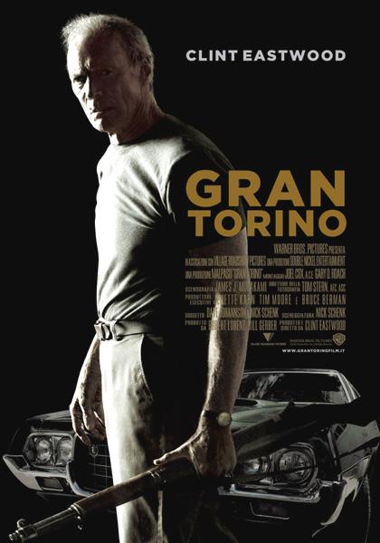 Locandina Gran Torino