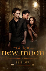 Locandina The Twilight Saga: New Moon
