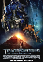 Cover CD Transformers - La vendetta del caduto