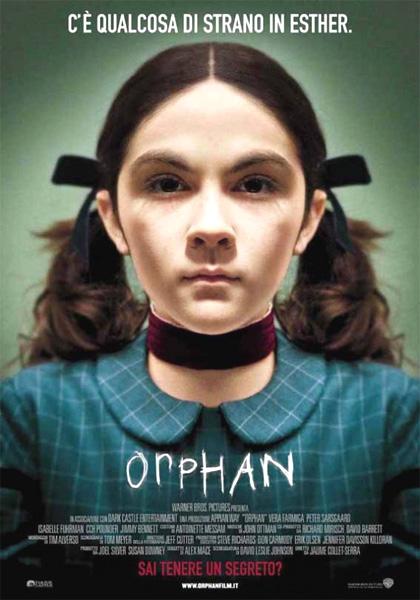 Orphan (2009) [LD.DVDRip.SiLENT] [mv] Locandina
