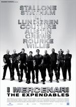 I mercenari streaming italiano