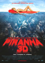 Piranha 3d streaming italiano