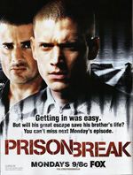 Cover CD Prison Break