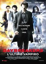 Cover CD Daybreakers - L'Ultimo Vampiro