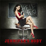 Cover CD Jennifer's Body