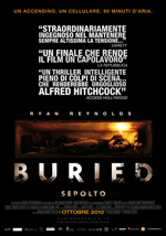 Cover CD Buried - Sepolto