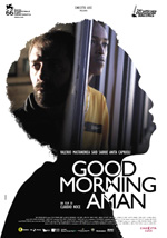 Cover CD Good Morning Aman