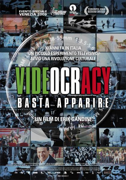Locandina Videocracy