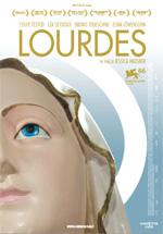 Locandina italiana Lourdes