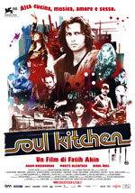 Cover CD Soul Kitchen