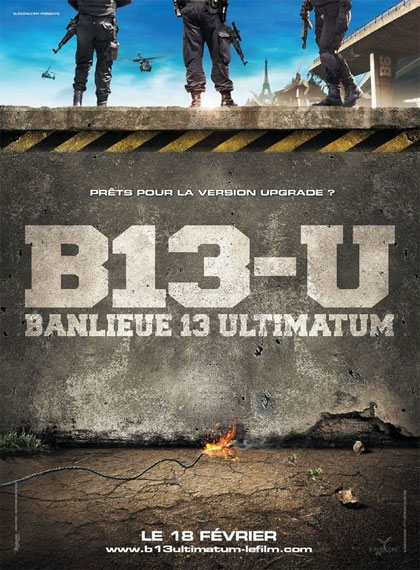 Locandina Banlieue 13 - Ultimatum