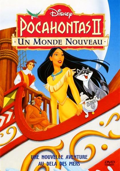 Locandina Pocahontas 2 – Viaggio nel nuovo mondo streaming film