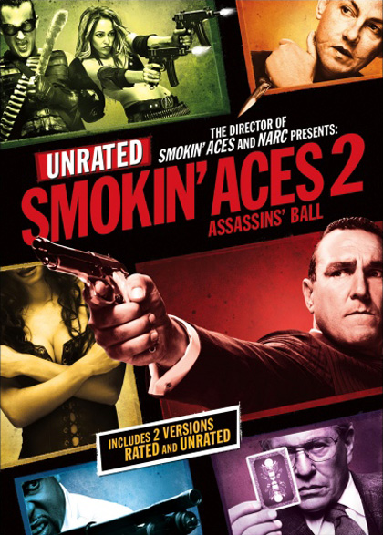 Locandina Smoking Aces 2 – Assassins Ball streaming film