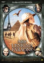 Adele e l'enigma del faraone streaming italiano