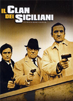 Cover CD Il clan dei siciliani