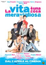 Cover CD La vita � una cosa meravigliosa