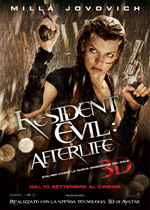 RESIDENT EVIL: AFTERLIFE streaming italiano