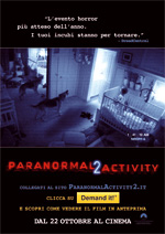 Paranormal activity 2 streaming italiano