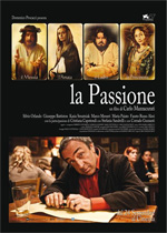 Cover CD La passione