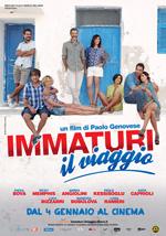 Cover CD Immaturi - Il viaggio