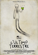 Cover CD L'ultimo terrestre