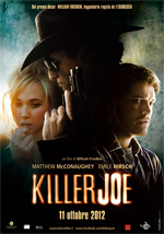 Cover CD Killer Joe