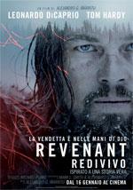 cinema Civitavecchia Tarquinia - Revenant - Redivivo
