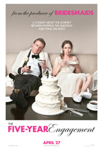 Trailer The Five-Year Engagement