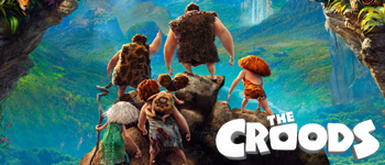 Trailer del film I Croods