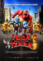 cinema Civitavecchia Tarquinia - Fuga dal pianeta terra