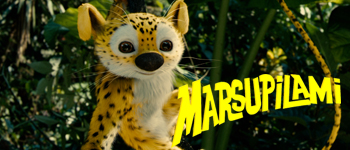 Trailer del film Marsupilami