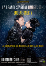 The Metropolitan Opera di New York: Eugene Onegin