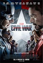 cinema Civitavecchia Tarquinia - Captain America: Civil War