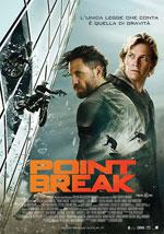 cinema Civitavecchia Tarquinia - Point Break