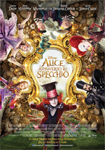 cinema Civitavecchia Tarquinia - Alice attraverso lo specchio