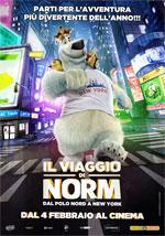 cinema Civitavecchia Tarquinia - Il viaggio di Norm