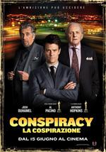 cinema Civitavecchia Tarquinia - Conspiracy - La cospirazione