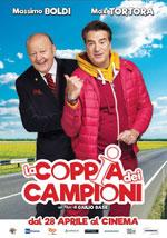 cinema Civitavecchia Tarquinia - La coppia dei campioni