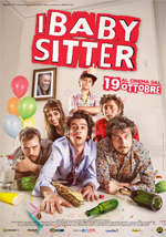cinema Civitavecchia Tarquinia - I babysitter